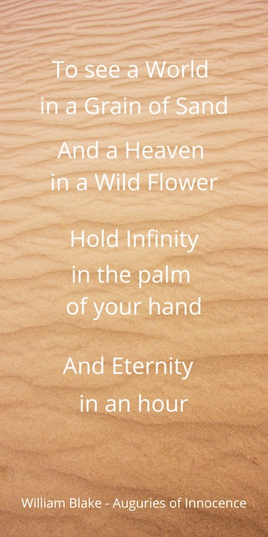 Grain of Sand - William Blake