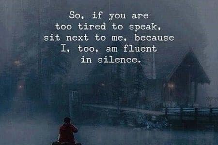 Stilte